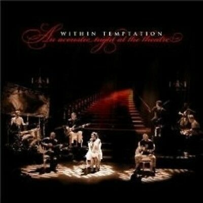 "Within Temptation ""An Acoustic Night At The Theatre"" Cd New!"
