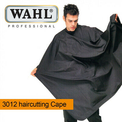 Wahl 3012 Haircutting Cape 100% Polyester Water Resistant Finish Barber Salon