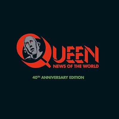 Audio Cd Queen - News Of The World (40th anniversary Edition) (5 Cd)