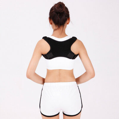 Hot  Comfortable 1pc BreathableMaterial Durable Body Wellness Posture Corrector