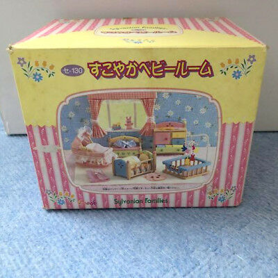 Sylvanian Families BABY BEDROOM SET SE-130 Epoch Calico Critters