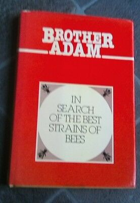 in search of the best strains of bees, brother Adam, , beekeeping, hardback