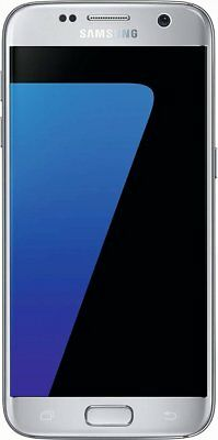 Samsung Galaxy S7 SM-G930F 32GB 12MP Android Mobile Smartphone Silver Unlocked