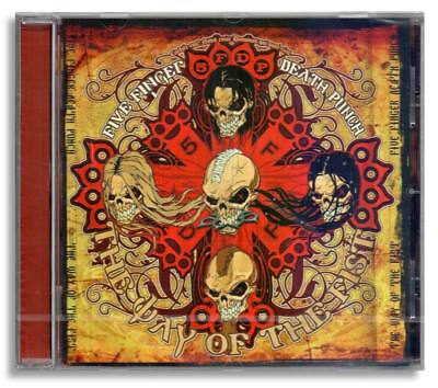Five Finger Death Punch - The Way of the Fist [CD - NEU in Folie]