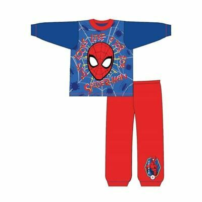 NEW Boys Marvel Spiderman Pyjamas Set pjs  Ages 18/24 months to 5 Years