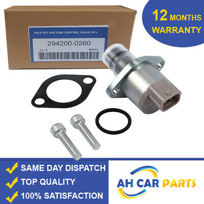 Denso Fuel Pump Regulator Suction Control Valve Scv For Nissan Pathfinder R51