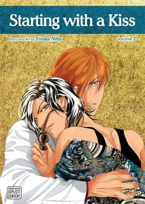 Starting with a Kiss, Vol. 2 by Youka Nitta 9781421550039 (Paperback, 2012)