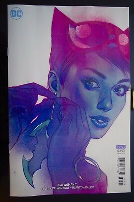 Catwoman #7 Ben Oliver Variant NM+ IN HAND