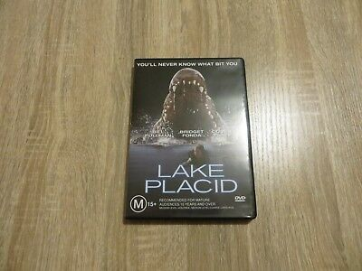 Lake Placid - 1999 - Bill Pullman - Betty White - Region 4 DVD