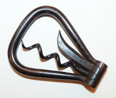 "Corkscrew - Two Tool Bow Marked For ""UNDERWOOD"""
