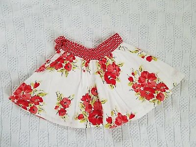 Janie and jack summer Skirt Size 12-18 mon Girl