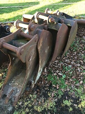 Digger Buckets, Excavator various sizes