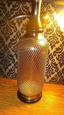 Vintage Classic ISI Seltzer Soda Siphon