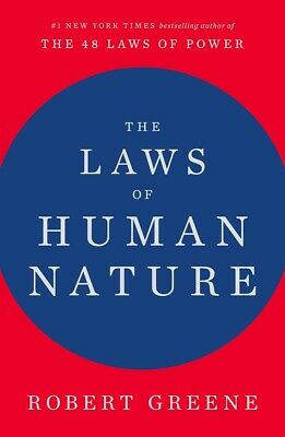 The Laws of Human Nature by Robert Greene  - Hardcover – 2018