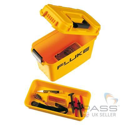 Genuine Fluke C1600 Multifunction & PAT Tester Case - 1651 1652 1653 1654 6200 6