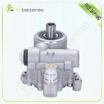 Power Steering Pump With Bracket For Mercedes Benz E320 E55 AMG 0044661401