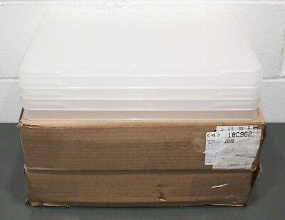 (12) Akro-Mils Lid 33061, for Grid Container 33162/33164/33165/33166/33168