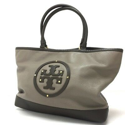 2cb4a9c6f921 NWT NEW TORY Burch Macrame White Woven Leather Small Bucket Tote Bag ...