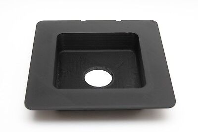 Cambo recessed 30mm 162x162mm lens board Copal #0 hole new