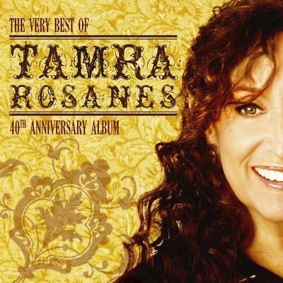 TAMRA ROSANES - The Very Best CD NEW Gift Idea 40th Anniversary Album