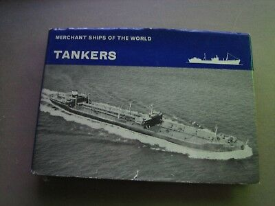 Merchant Ships of the World: Tankers Sawyer & Mitchell 1967 1. Auflage