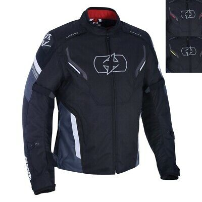 NEW Oxford Melbourne 3.0 Waterproof Motorcycle Textile Jacket