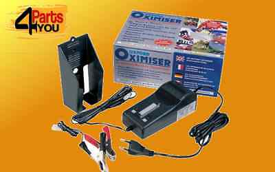 Oxford Oximiser 600 Battery Trickle Charger Motorcycle Motorbike Car