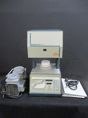 Used Focus 2008-ATC Dental Lab Furnace for Restoration Material Heating