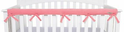 Trend Lab Waterproof CribWrap Rail Cover - For Narrow Long Crib Rails Made to...