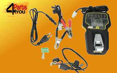 Oxford Oximiser 3X Motorcycle Car Essential Battery Charger Optimiser