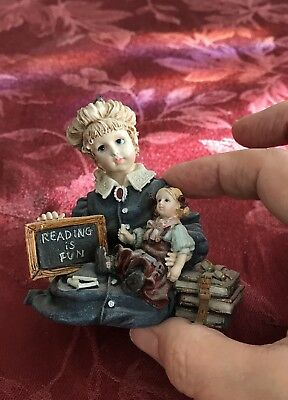 Limited Edition Boyd's Collection Figurine, Signed And Numbered 1996