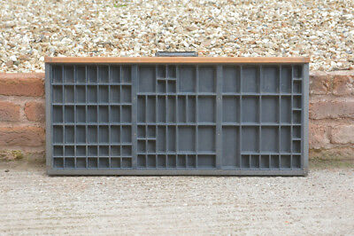Vintage old printers draw drawer / tray 36 x 82.5 cm - FREE POSTAGE