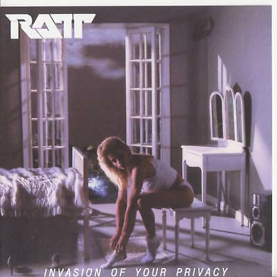 Ratt ‎– Invasion Of Your Privacy (CD Album, Remastered, Atlantic – WPCR-13567)