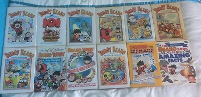 Dandy and Beano 50 Golden Years Books, good condition