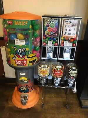 Toy's / Sweet Machine's Leicester And Surrounding Areas On Loan Only