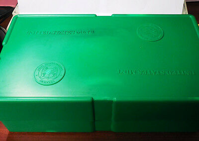 American Silver Eagle - U.S Mint Monster Box - 25 Empty Coin Tubes (NO COINS)