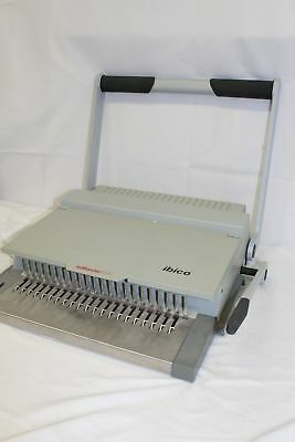 Ibico ibiMaster 300 Comb Binding Machine Hole Paper. Punch.