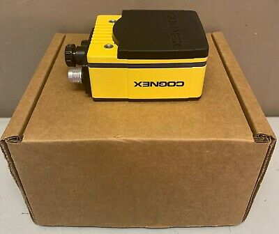 New Cognex InSight IS7801M-363-50 w/ PATMAX Vision Camera Guaranteed