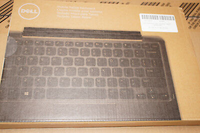 New Dell Mobile Tablet Keyboard for Venue 11 Pro 5130 / 7130 / 7139 0D1R74