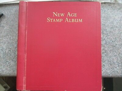 ESTATE: Old World British Commonwealth collection in album Great item    (a13)