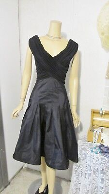 Mother Of The Bride Dress by Tadashi-Size 14-Black