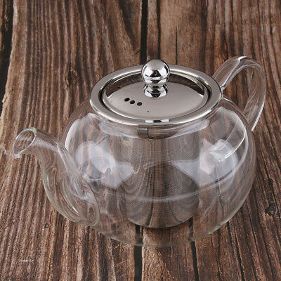 Heat Resistant Chinese Glass Tea Pot, Tea Set Puer Teapot Coffee Pot 800ml