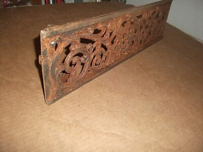 Cast Iron Architectural Salvage  6 x 20