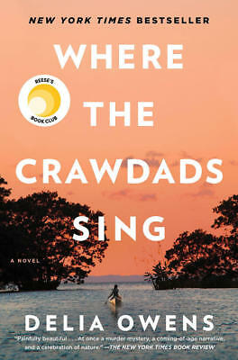 Where the Crawdads Sing by Delia Owens [EB00K] [pdf,kindle,epub] Quick Delivery