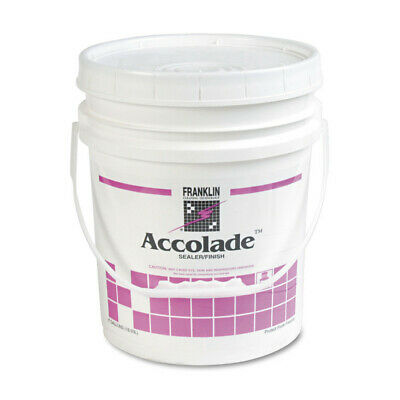 Franklin Cleaning Tech Accolade Floor Sealer, 5gal Pail  F139026 New