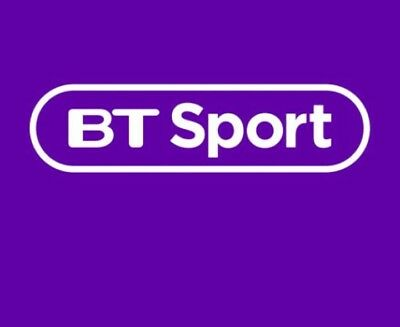 BT Sport watch the sport you love for 12 month