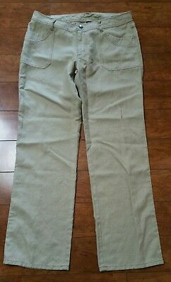 Womens Pants - Patagonia - Beige - Size 10