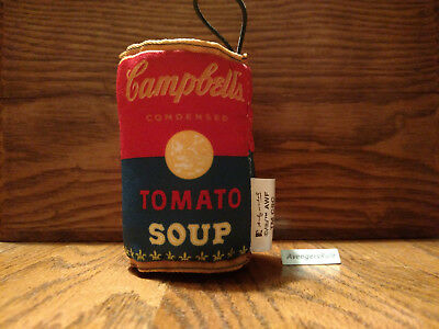 Andy Warhol Soup Can Series 2 Kidrobot Vinyl Boxing Gloves 2//24 Rarity