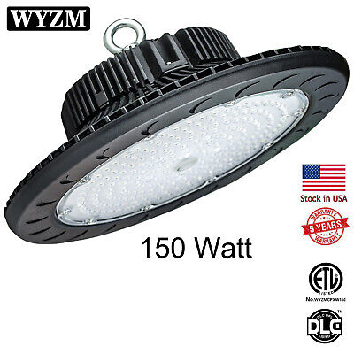 19500LM(150W ) LED UFO High Bay Lighting Warehouse Commercial Grade 450W MH/HPS