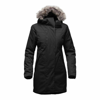 NWT - THE NORTH FACE Women s  FAR NORTHERN WATERPROOF  Black PARKA SZ S   6274a12fd